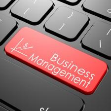 Business management keyboard